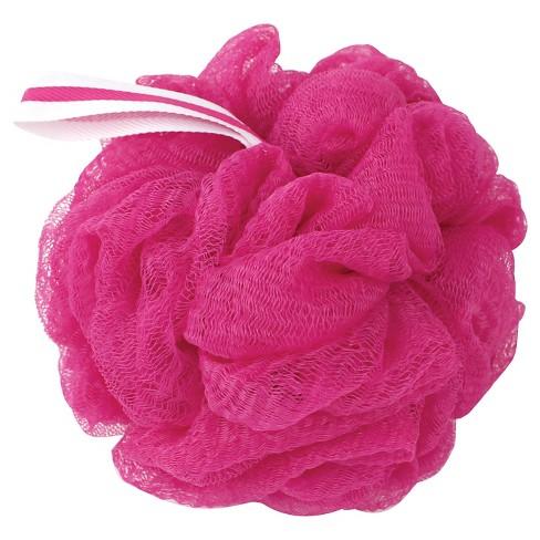The Bathery Exfoliating Bath Sponge - Pink - image 1 of 1