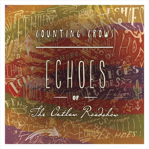 Counting crows - Echoes of the outlaw (Vinyl) - image 1 of 1
