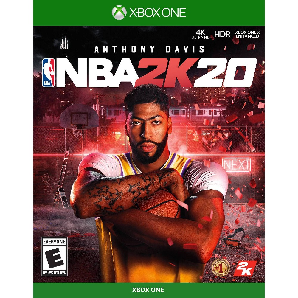 NBA 2K20 - Xbox One, video games was $29.99 now $19.99 (33.0% off)