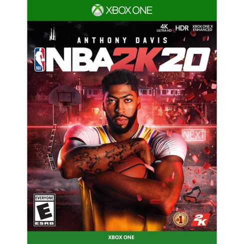 NBA 2K20 - Xbox One - image 1 of 4