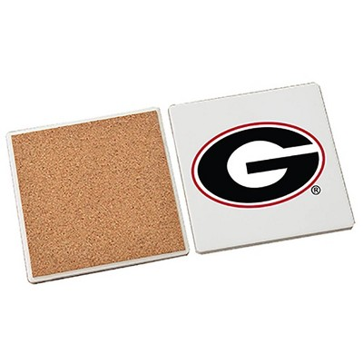 NCAA Georgia Bulldogs Stone Coasters