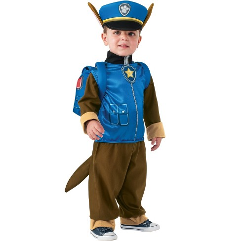 Rubies Paw Patrol Chase Infant Costume  (6-12Mo) - image 1 of 1