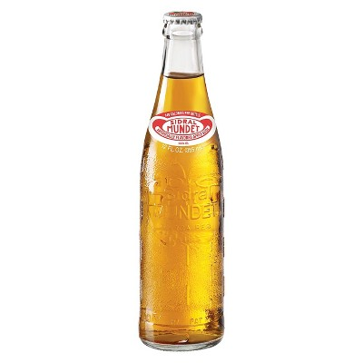 Sidral Mundet Apple Soda - 12 fl oz Bottle