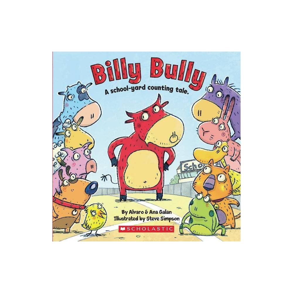 Billy Bully By Alvaro Galan Ana Gal N Paperback