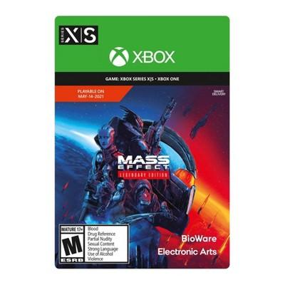 Mass Effect: Legendary Edition - Xbox Series X|S/Xbox One (Digital)