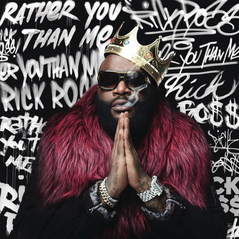 Rick Ross - Rather You Than Me (CD) - image 1 of 1
