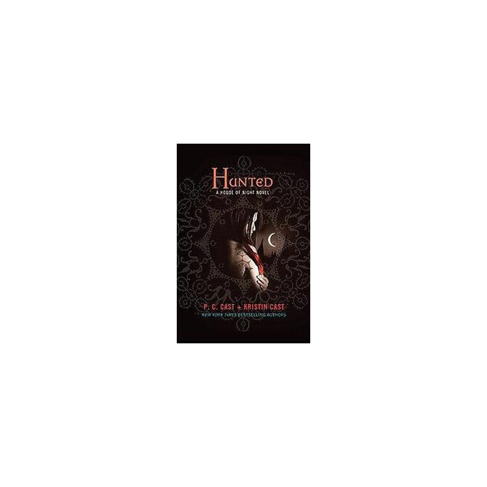 Hunted Paperback By P C Cast