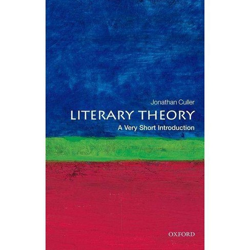 Literary Theory - (Very Short Introductions) 2 Edition by  Jonathan Culler (Paperback) - image 1 of 1