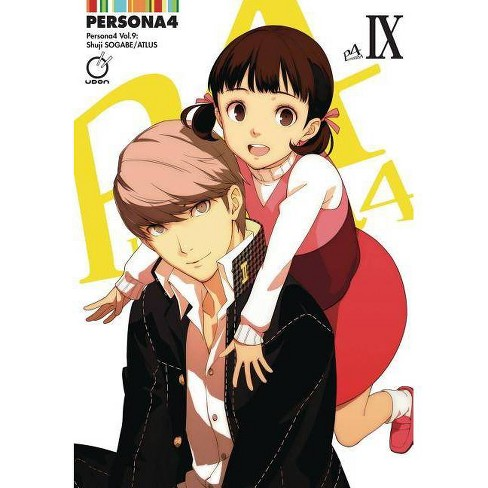 Persona 4 Volume 9 - by  Atlus (Paperback) - image 1 of 1