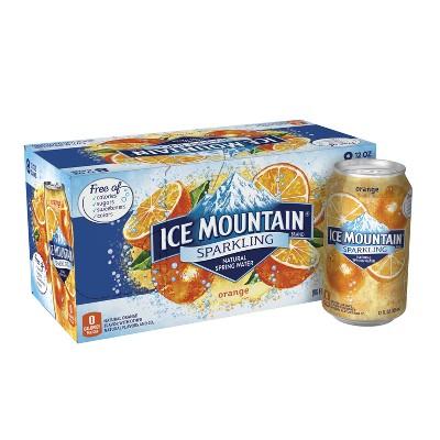 Sparkling Water: Ice Mountain Sparkling