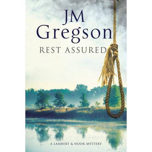 Rest Assured - (Lambert and Hook Mystery) by  J M Gregson (Hardcover) - image 1 of 1