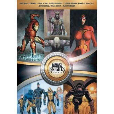 Marvel Khts Collection (DVD)(2011)