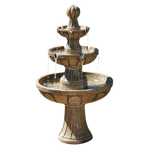 "Napa Valley 45"" Outdoor Water Fountain - Bond - image 1 of 4"