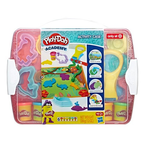 Play-Doh Academy Activity Case - image 1 of 3