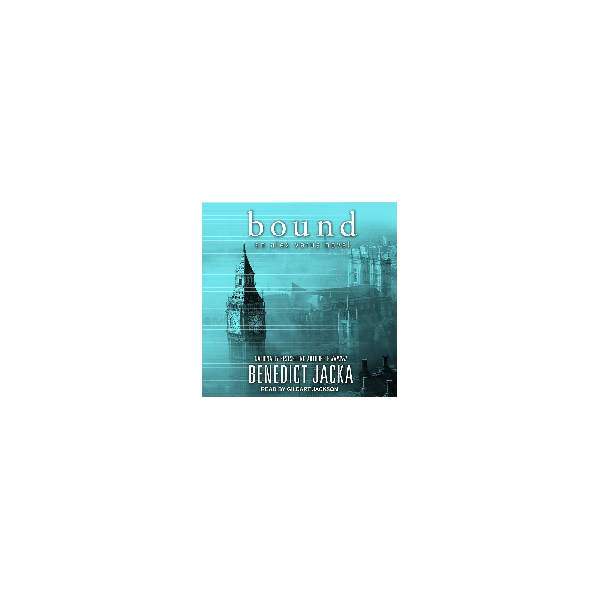 Bound - (Alex Verus) by Benedict Jacka (AudioCD)