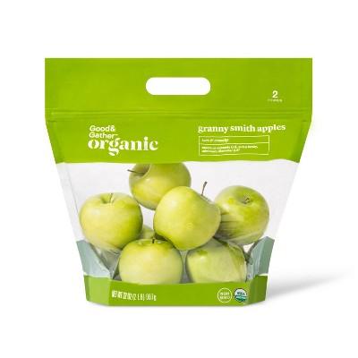 Organic Granny Smith Apples - 2lb Bag - Good & Gather™