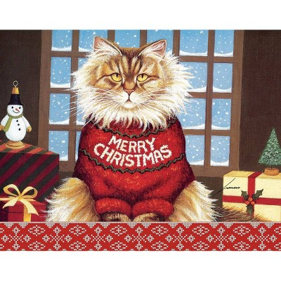 18ct Squeaky's Christmas Holiday Boxed Cards