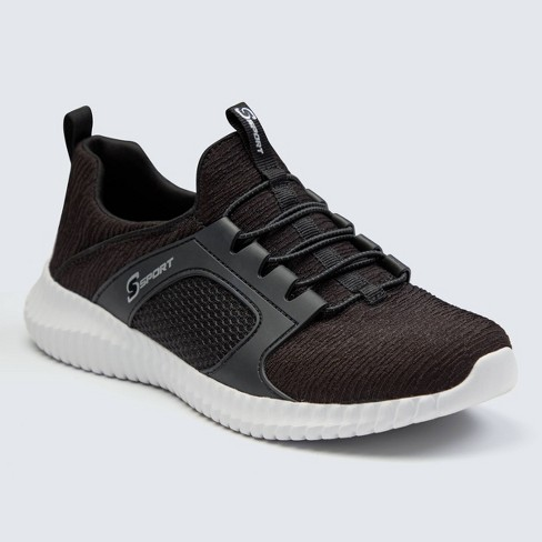 Women's S Sport By Skechers Emeri Performance Athletic shoes - Black - image 1 of 4