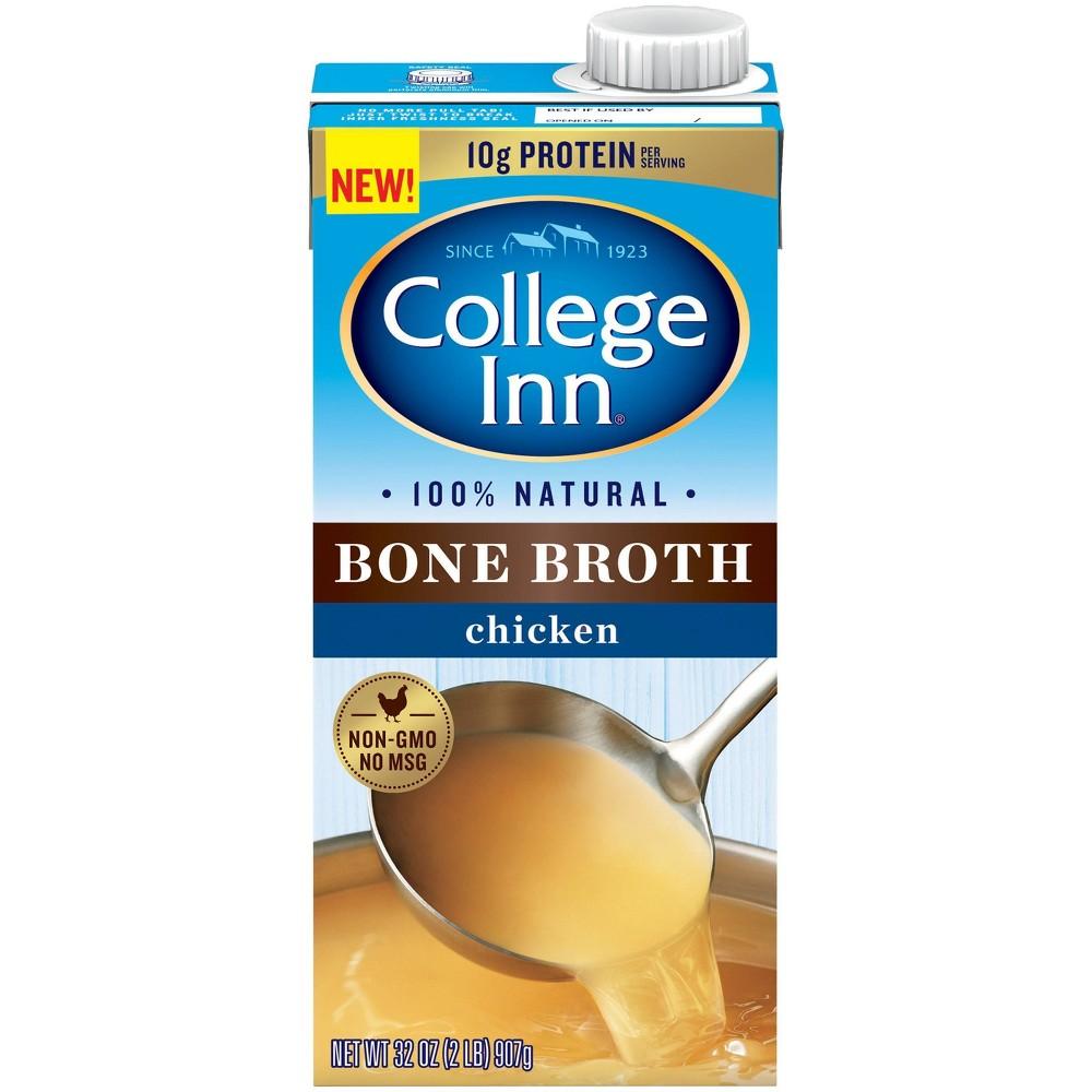 College Inn Bone Broth Chicken - 32oz