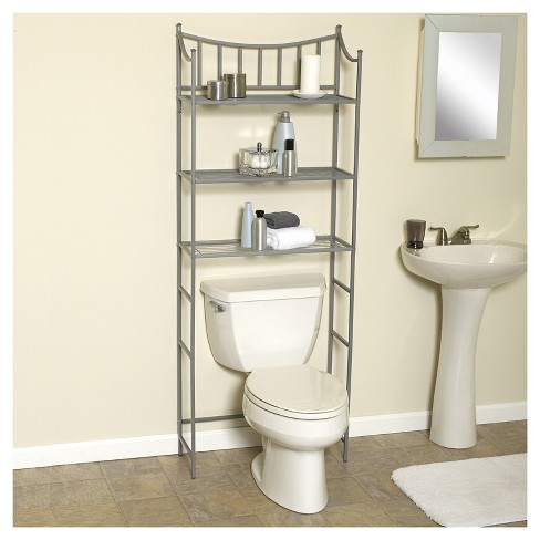 Medina Space Saver Pearl/Nicket - Zenna Home - image 1 of 1