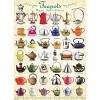 Eurographics Inc. Teapots 1000 Piece Jigsaw Puzzle - image 2 of 4