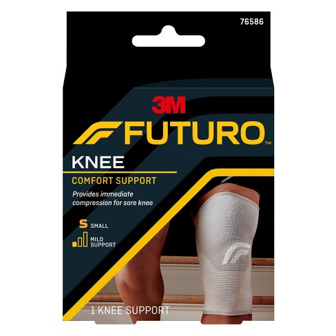 FUTURO Comfort Knee Support with Breathable, 4-Way Stretch Material - image 1 of 4