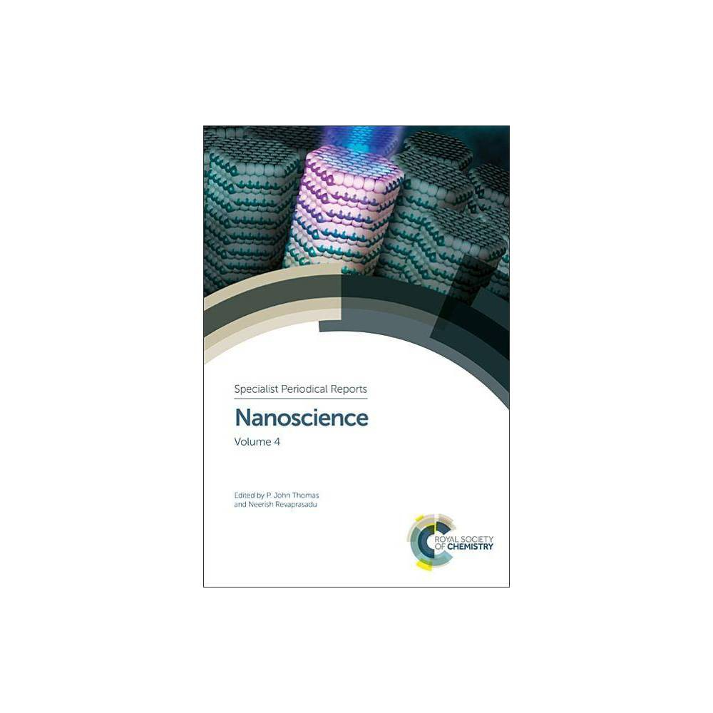 Nanoscience - (Specialist Periodical Reports) (Hardcover)