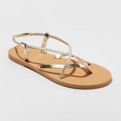 Women's Cami Braided Thong Sandals - Shade & Shore™
