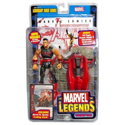 Marvel Legends Series 11 Legendary Riders Wonder Man Action Figure - image 1 of 1