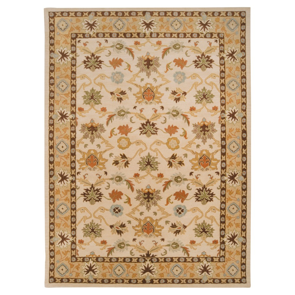 Cicero Area Rug - Neutral - (8' x 11') - Surya