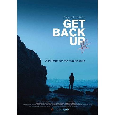 Get Back Up (DVD) - image 1 of 1