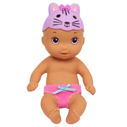 Wee Waterbabies Kitten Doll - image 1 of 3