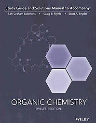 organic chemistry solomons 12th edition solutions manual pdf free