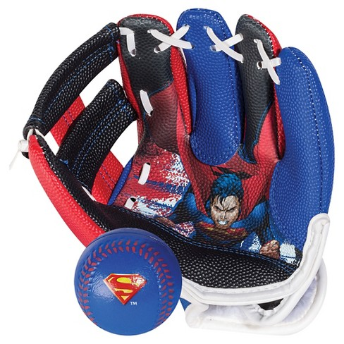 Franklin Sports Superman Air Tech® Glove & Ball Set - image 1 of 1