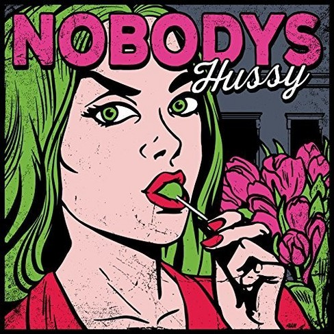 Nobodys - Hussy (CD) - image 1 of 1