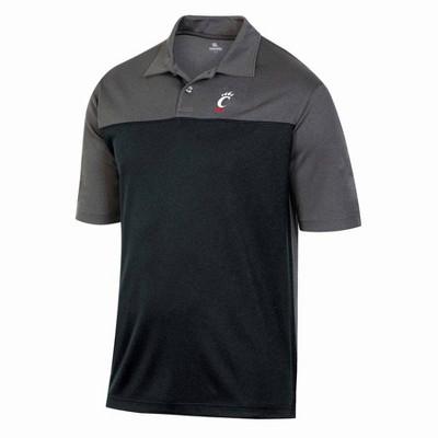 NCAA Cincinnati Bearcats Men's Short Sleeve Polo Shirt