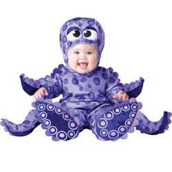 InCharacter Tiny Tentacles Infant/Toddler Costume