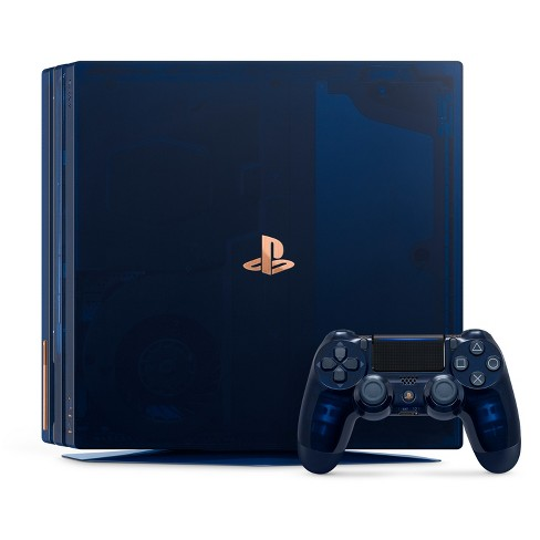 ps4 pro 500 million limited edition pre order us