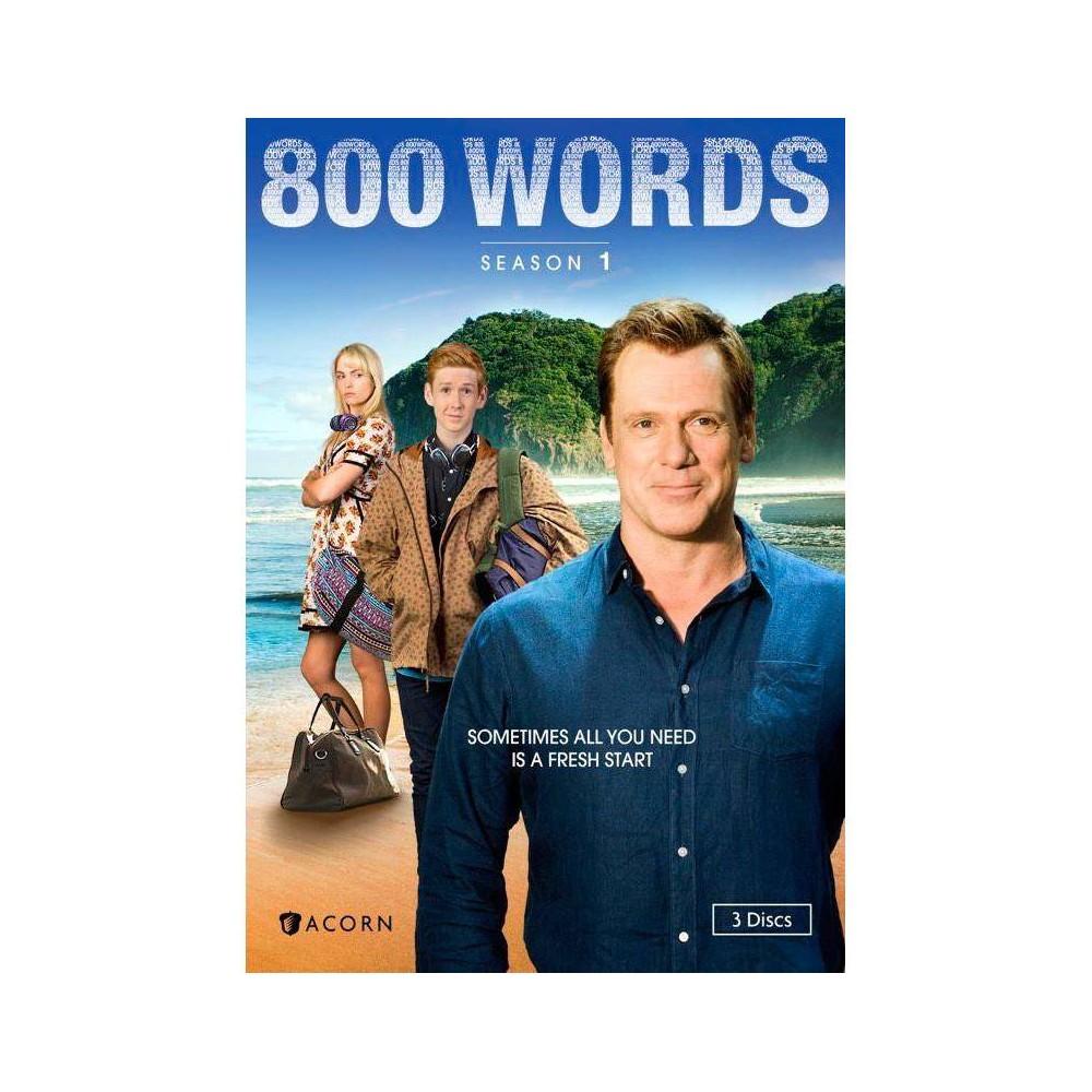 800 Words Season 1 Dvd
