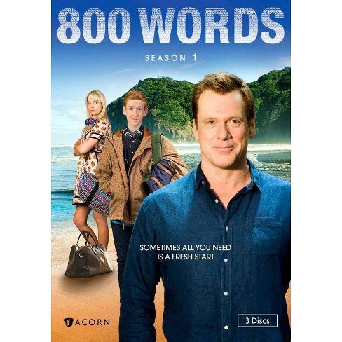 800 Words: Season 1 (DVD) - image 1 of 1