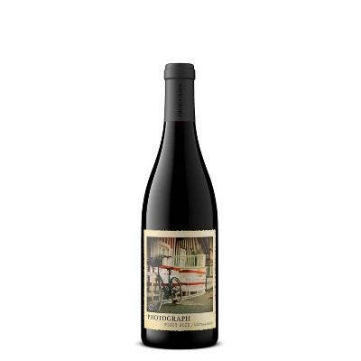 Photograph Pinot Noir Red Wine - 750ml Bottle