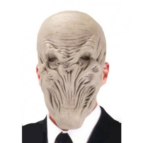 Elope Doctor Who The Silence EVA Half Mask Adult Costume Accessory - image 1 of 1