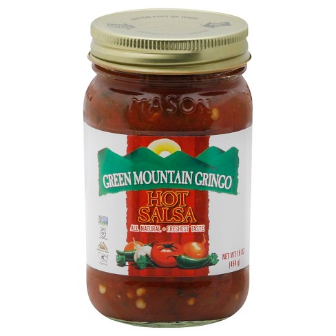 Green Mountain Gringo Hot Salsa 16 oz - image 1 of 1