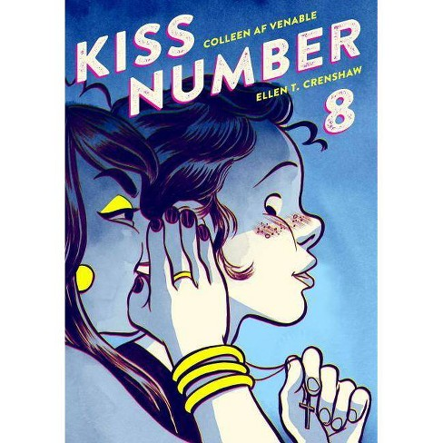 Kiss Number 8 - by  Colleen AF Venable (Hardcover) - image 1 of 1
