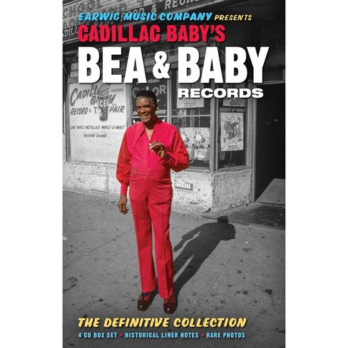 Various - Cadillac Baby's Bea And Baby Records: The Definitve Collection (CD) - image 1 of 1