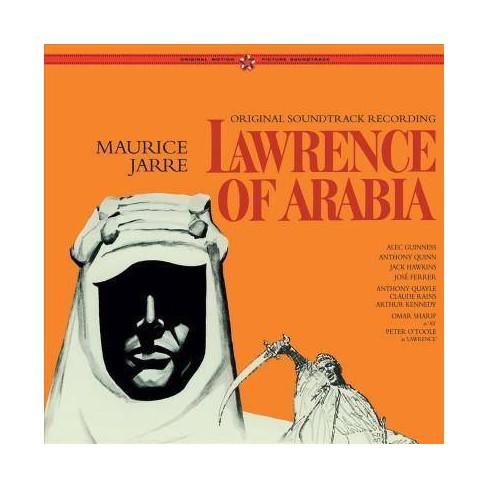 Maurice Jarre - Lawrence Of Arabia (OSC) (Vinyl) - image 1 of 1