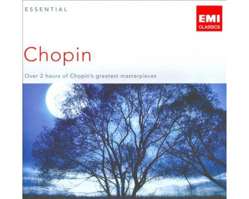 Various - Essential chopin (CD) - image 1 of 1