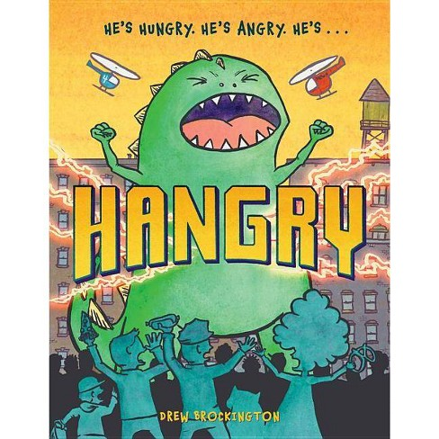 Hangry - (Hardcover) - image 1 of 1
