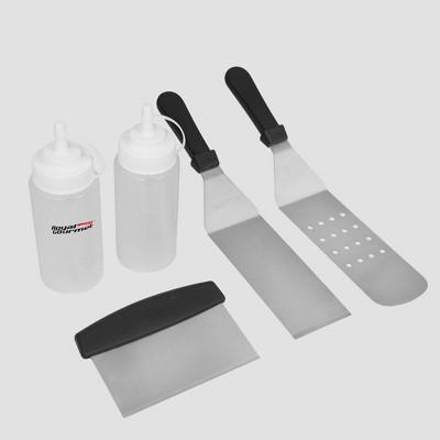 5pc Griddle Tool Kit TF0505 - Royal Gourmet
