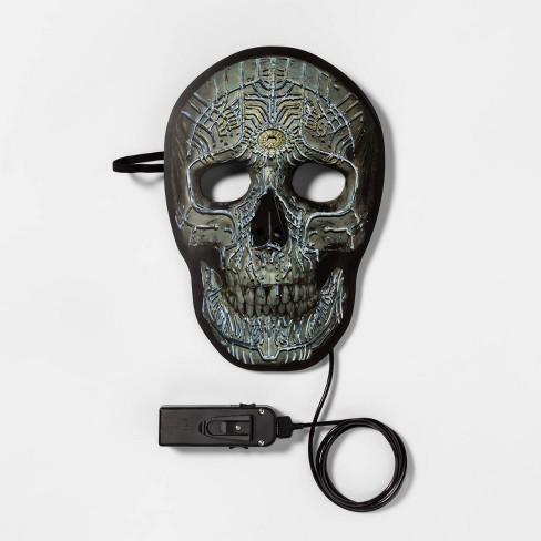 Adult Skull Halloween Costume Mask - Hyde & EEK! Boutique™ - image 1 of 3